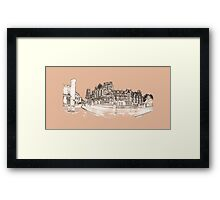 The York Minster Framed Print