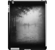 New Orleans in B&W iPad Case/Skin