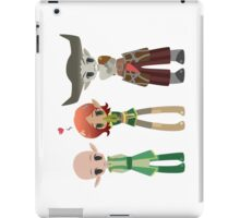 Dragon Age - Solas, Inquisitor, Iron Bull [Commission] iPad Case/Skin