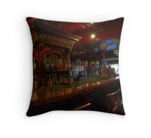 Tynans Bridge House Bar Interior  - Old Pub in Kilkenny City (2) Throw Pillow