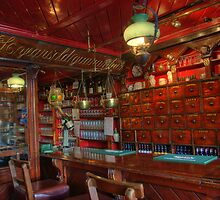 Tynans Bridge House Bar Interior  - Old Pub in Kilkenny City (1) by Mark O'Toole