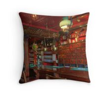 Tynans Bridge House Bar Interior  - Old Pub in Kilkenny City (1) Throw Pillow
