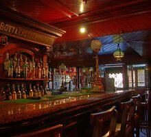 Tynans Bridge House Bar Interior  - Old Pub in Kilkenny City (3) by Mark O'Toole