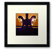 Candlelight Music Framed Print