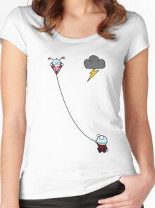 Monty Franklin Women's Fitted Scoop T-Shirt