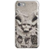 Headstone Detail iPhone Case/Skin