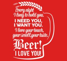 For the love of beer by nvrdi