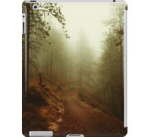 Autumn in Ponderosa Pines Forest iPad Case/Skin