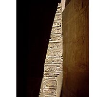 Egyptian Mystery Photographic Print