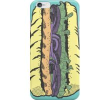 Food masquerade iPhone Case/Skin