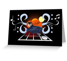 The Music Within Greeting Card