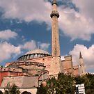 Hagia Sophia, Istanbul, Turkey by MacLeod