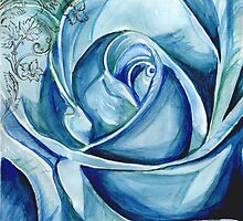 The Blue Rose by SBCStudio