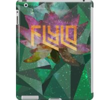 Flying Lotus Flower iPad Case/Skin