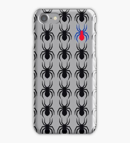 Spider Grid iPhone Case/Skin