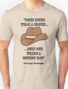 George Straight - The King T-Shirt