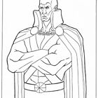 Martian Manhunter B&W by Teroso