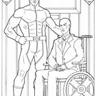 Professor X and Cyclops by Teroso