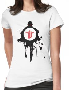 Wolfenstein Womens Fitted T-Shirt
