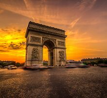 Paris, France by John Velocci