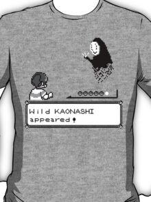 Wild kaonashi appeared! T-Shirt