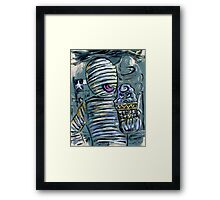 Tommy's Treat Framed Print