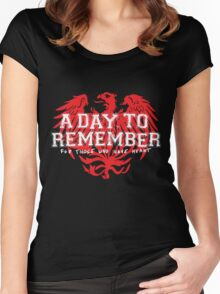 A Day To Remember - For Those Who Have Heart II Women's Fitted Scoop T-Shirt
