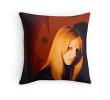 A Groovy Disappointment Throw Pillow