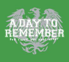 A Day To Remember - For Those Who Have Heart One Piece - Short Sleeve