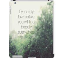 Van Gogh Nature iPad Case/Skin