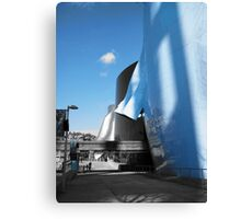 Experience Music Project, Science Fiction Museum and Hall of Fame Canvas Print