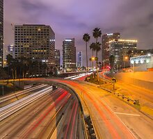 Harbor Freeway 3 by Nadim Baki
