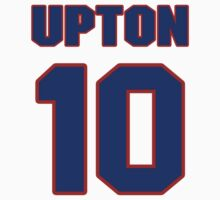 National baseball player Justin Upton jersey 10 by imsport