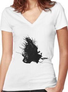 The Sweet Escape Women's Fitted V-Neck T-Shirt
