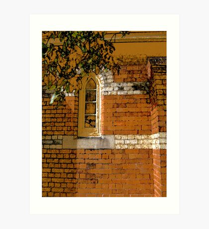 fortitude valley 19 Art Print