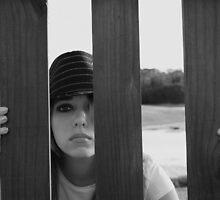 peeking through by Adria Bryant