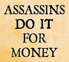d20 Scoundrels: Assassins Do It For Money by Grace Roche