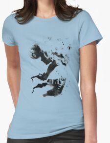 Black Cloud Womens T-Shirt