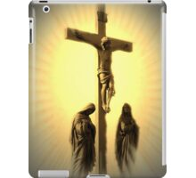 Women At The Cross iPad Case/Skin