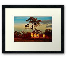 Outback NT Framed Print