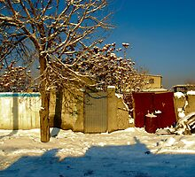 Kabul Snow by Will Kemp
