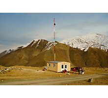 Panjshir Radio Photographic Print