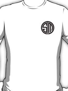 Team SoloMid (Black on White) T-Shirt