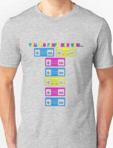 Tell me retro aint cool Unisex T-Shirt