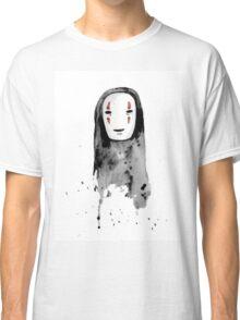 No-Face Painting - Studio Ghibli Classic T-Shirt