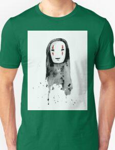 No-Face Painting - Studio Ghibli Unisex T-Shirt