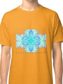 Fleur de Croix Aqua Classic T-Shirt