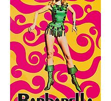 Barbarella  by alphallama