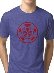 Mandala 21 Colour Me Red Tri-blend T-Shirt