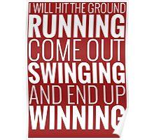 Phil Davison Quote Poster